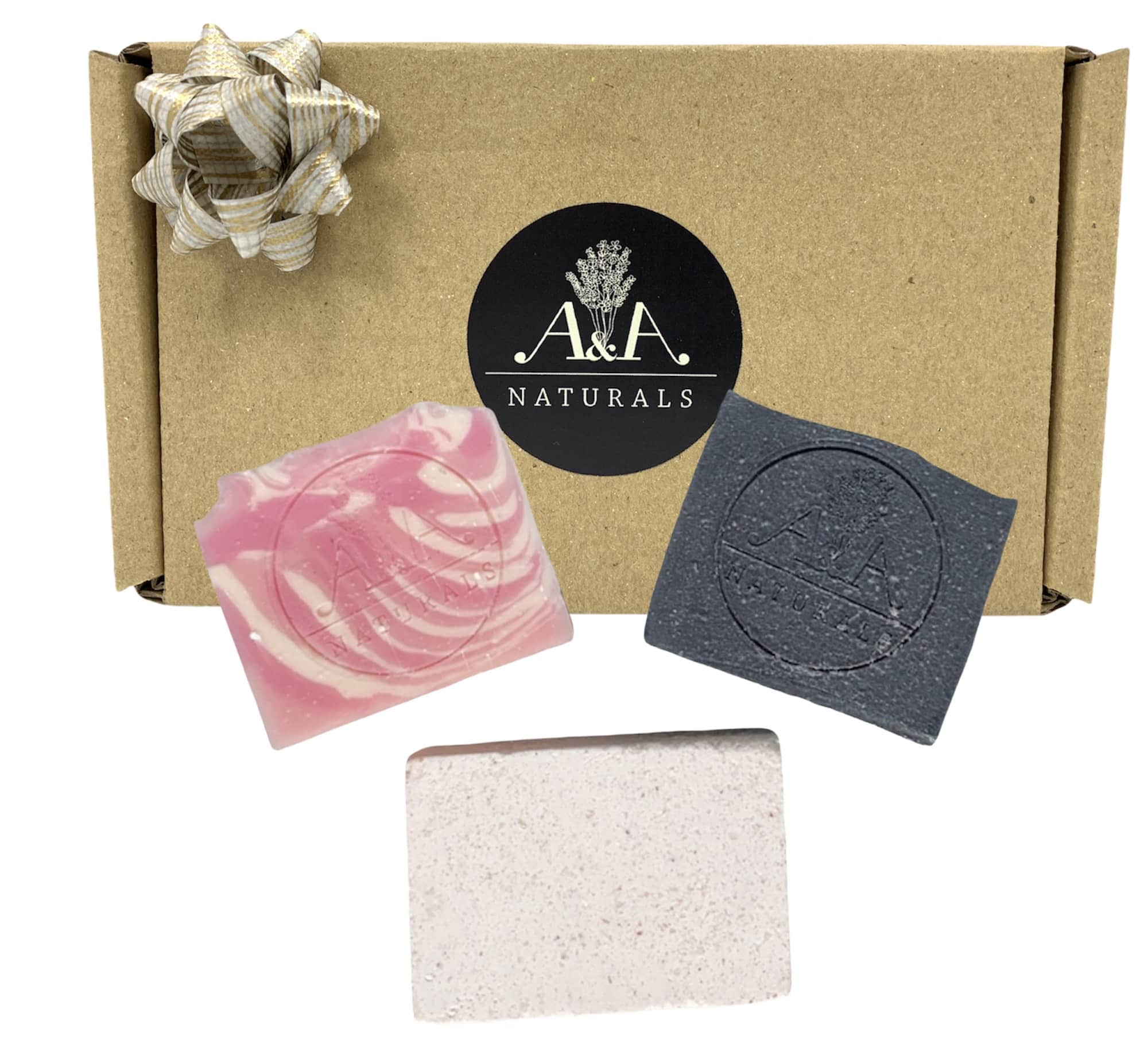 Cold Processed Soap Set AA Naturals