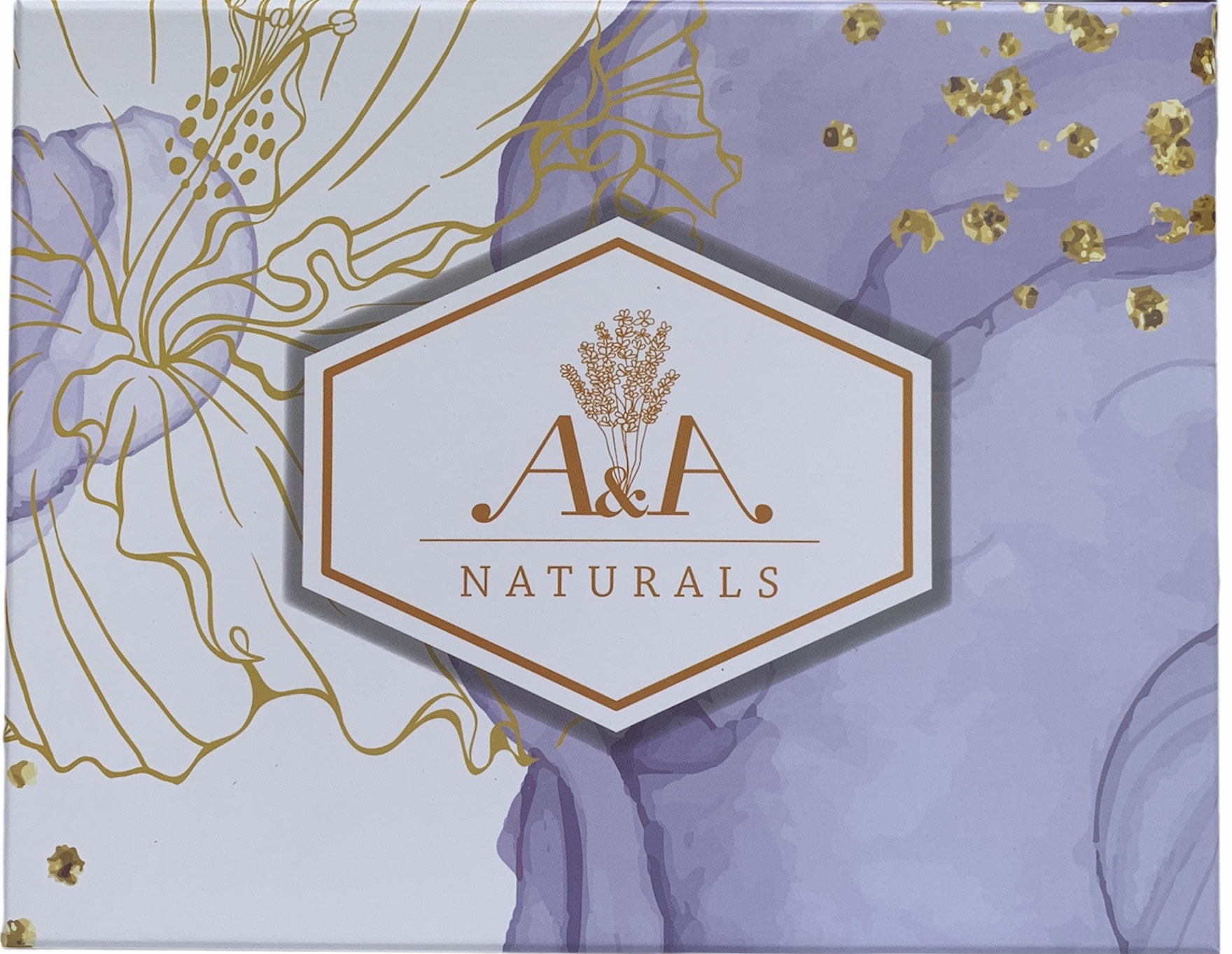 Exclusive AA Naturals Gift Box