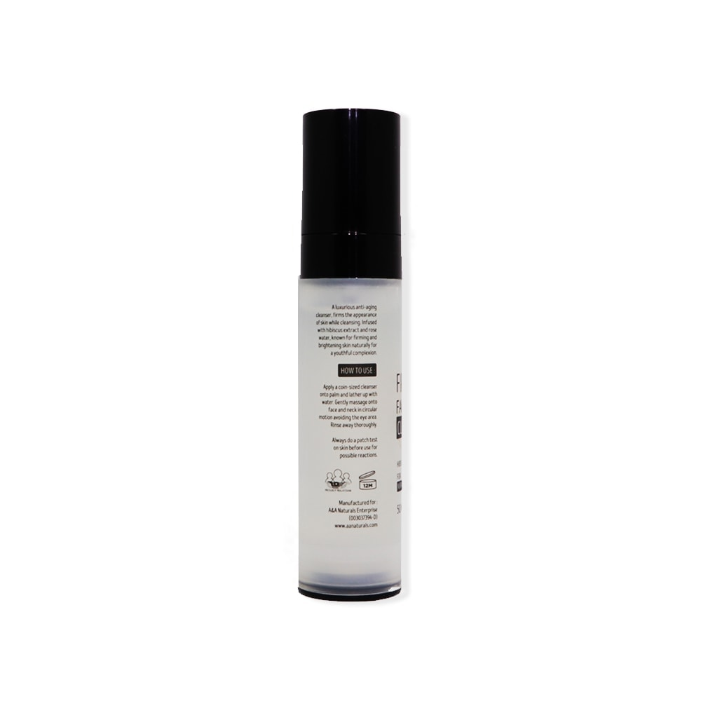 Firming Face Cleanser AA Naturals