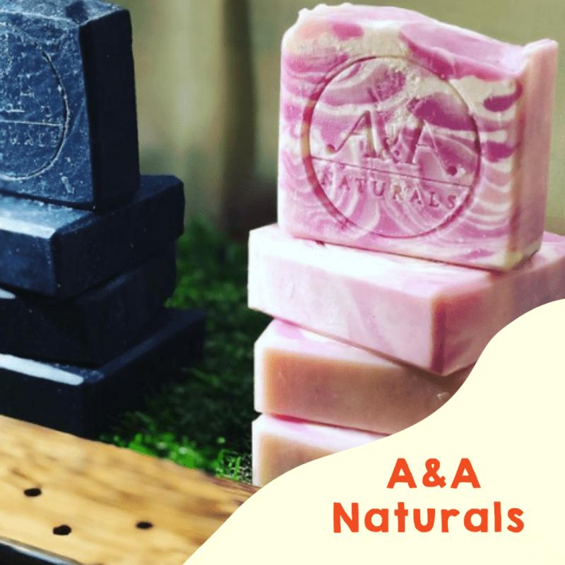 KLove Market April 2021 AA Naturals