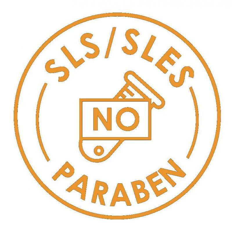 NO SLS SLES Logo AA Naturals