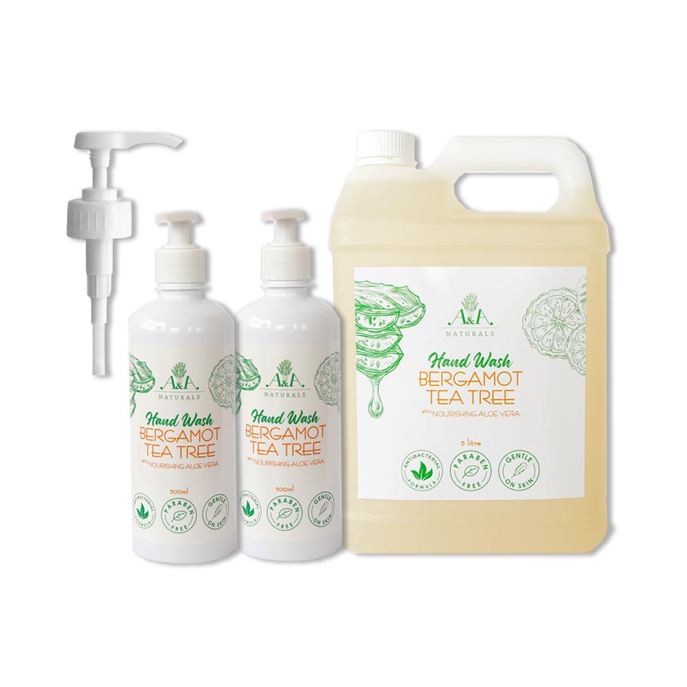Hand Wash Family Starter Pack