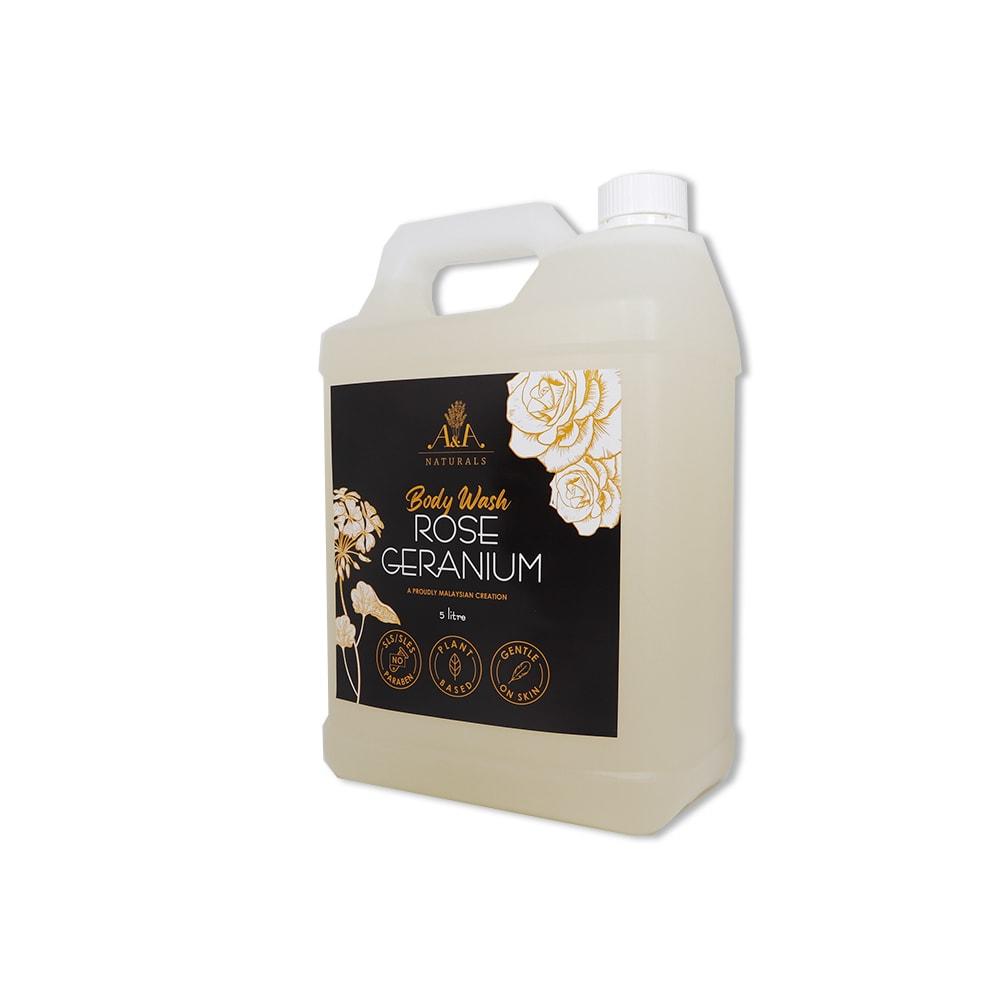 Rose Geranium Super Value